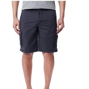 NEW UNIONBAY Men's Wyatt Stretch Cargo Short